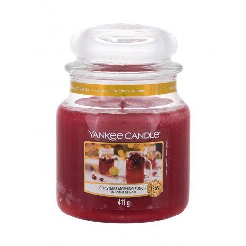 christmas morning punch świeczka zapachowa 411 g unisex marki Yankee candle