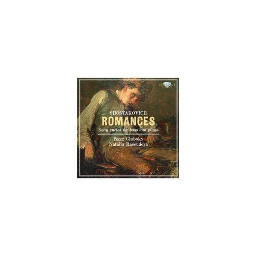 Shostakovitch: romances - song cycles for bass and piano marki Brilliant classics