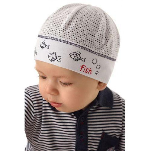 Czapka niemowlęca 100% bawełna 5x34bt marki Marika