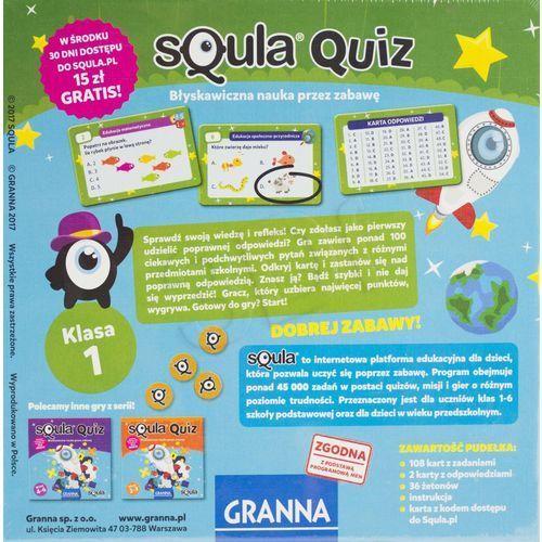 Granna Gra squla quiz klasa 1 - (5900221003116)
