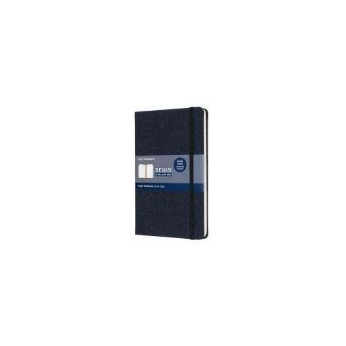 Notes linia L Denim, prussian blue MOLESKINE (8058647626277)