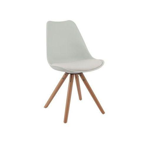 Krzesło Norden Star PP białe 1606 (5902385729895)