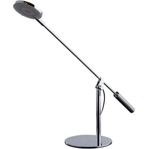 Chromowana lampka na biurko 60 cm MW-LIGHT Techno (631033401)