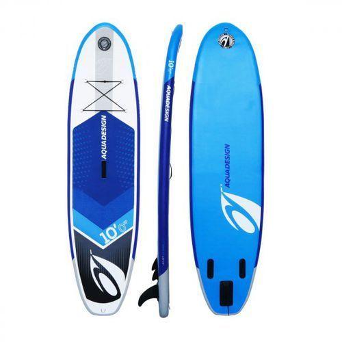 Aquadesign Paddleboard wave 10'