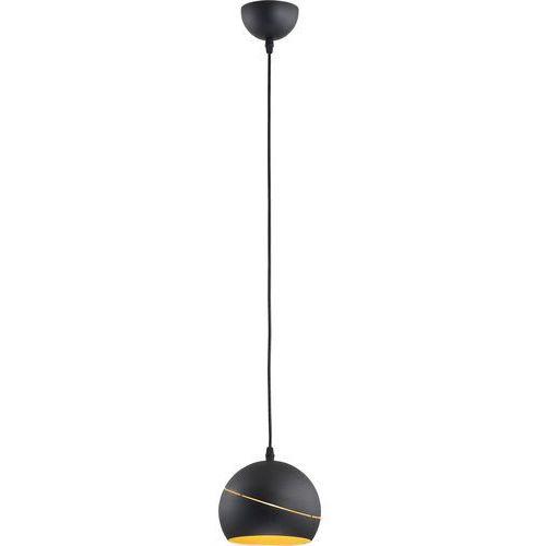 Tklighting Lampa wisząca zwis tk lighting yoda black orbit 1x60w e27 czarna / złota 2080