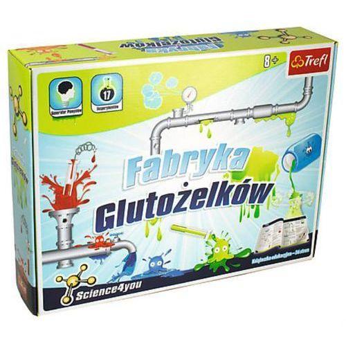 Fabryka Glutożelków - Trefl (5900511605051)