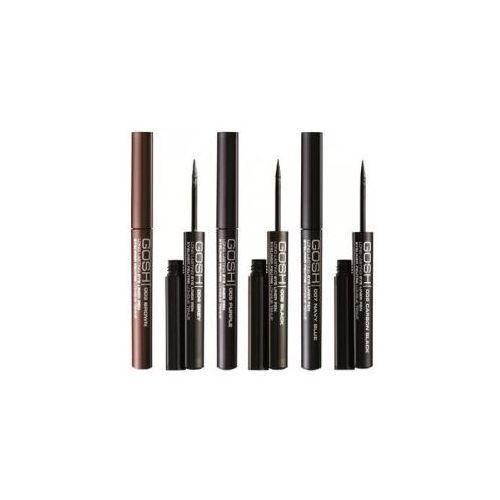 Gosh Long Lasting Eye Liner Pen, długotrwały eyeliner w płynie, 1.8ml (5701278560146)