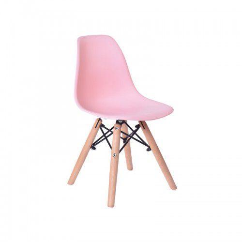 Krzeslaihokery Krzesło kids milano różowe
