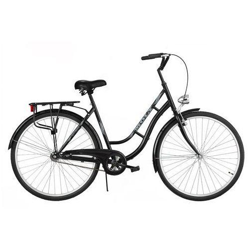 Dawstar Rower  moly czarny + rabat na akcesoria rowerowe! + 5 lat gwarancji na ramę! + darmowy transport!