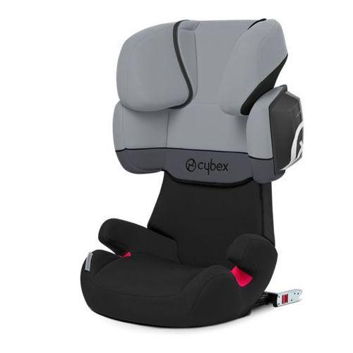 CYBEX Solution X2-FIX (15-36 kg) Fotelik samochodowy – Cobblestone 2017