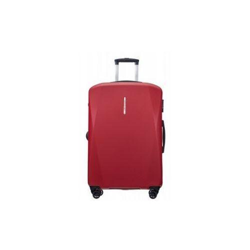 PUCCINI walizka średnia twarda z kolekcji SINGAPORE PC026 4 koła zamek szyfrowy