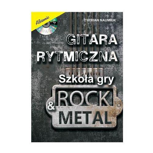 cyprian naumiuk ″gitara rytmiczna″ książka + cd marki An