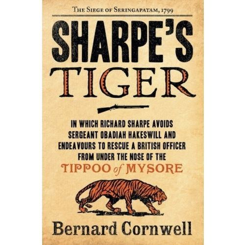 Sharpe's Tiger. Sharpes Feuerprobe, englische Ausgabe