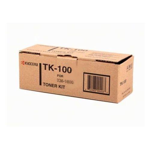 Toner Kyocera TK-100 Black do kopiarek (Oryginalny)