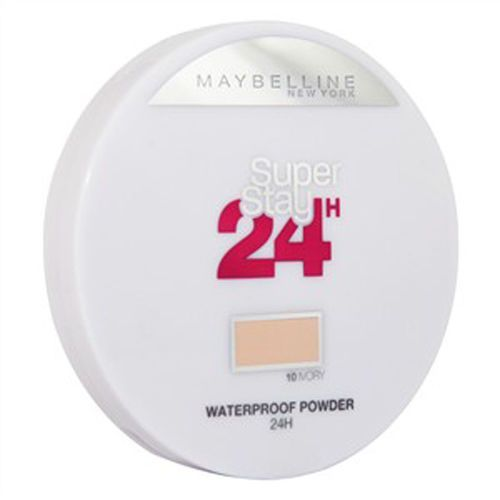Maybelline  superstay 24h long-lasting puder wodoodporny odcień 10 ivory 9 g
