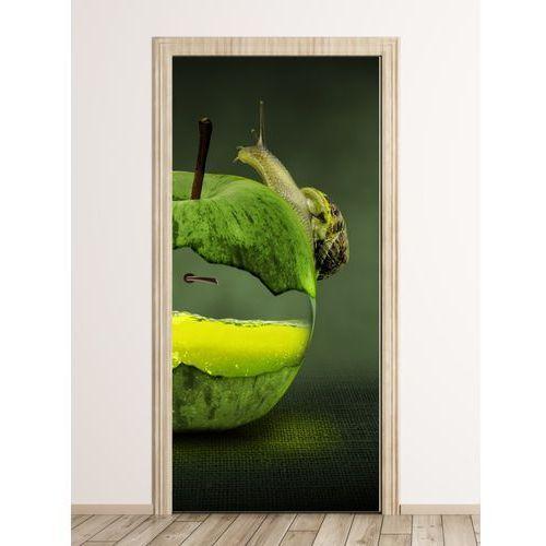 Fototapeta na drzwi bajkowy ślimak fp 6085 marki Wally - piękno dekoracji