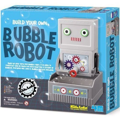 Robot puszczający bańki marki 4m