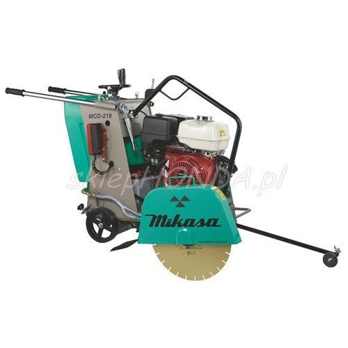 MIKASA MCD-218CEH Japońska przecinarka spalinowa z silnikiem HONDA do nawierzchni + OLEJ + DOSTAWA GRATIS, MCD-218CEH