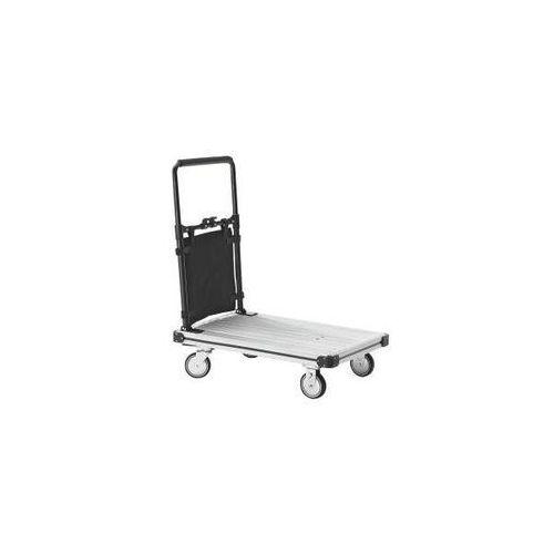 Wózek platformowy SLIMLINE, całkowicie składany, nośność 150 kg. Lekkie i prakty