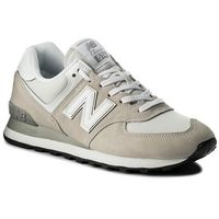 Sneakersy NEW BALANCE - ML574EGW Beżowy, 40-47.5