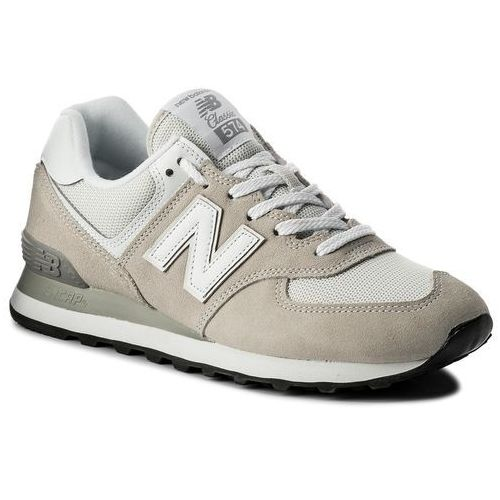 Sneakersy NEW BALANCE - ML574EGW Beżowy, kolor beżowy