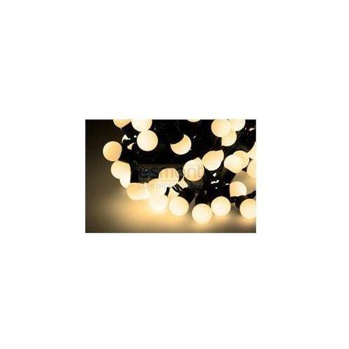 Lampki choinkowe 100 led ball chr 5m ip20 ww zyp0205 marki Emos