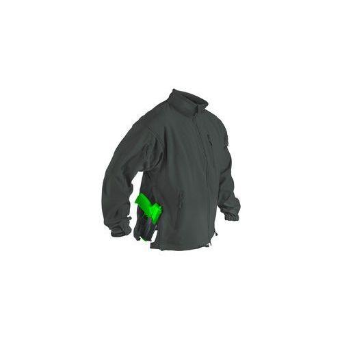 Helikon-tex Kurtka helikon jackal softshell jungle green (bl-jck-fs-27)