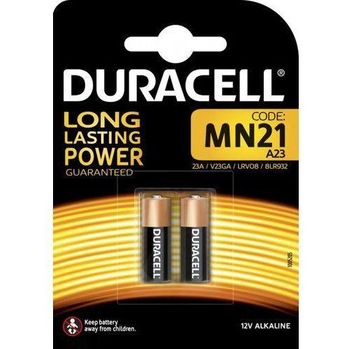 Bateria DURACELL MN21 (2 szt.) + Zamów z DOSTAWĄ JUTRO!