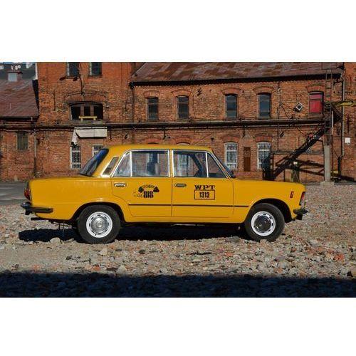 Wycieczka po Warszawie zabytkowym Fiatem 125p - Śladami Fryderyka Chopina - 4 godziny - produkt z kategorii- Upominki