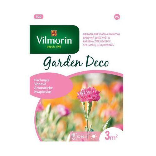 Vilmorin Kwiaty pachnące: goździk, lak, smagliczka, maciejka 6g garden deco