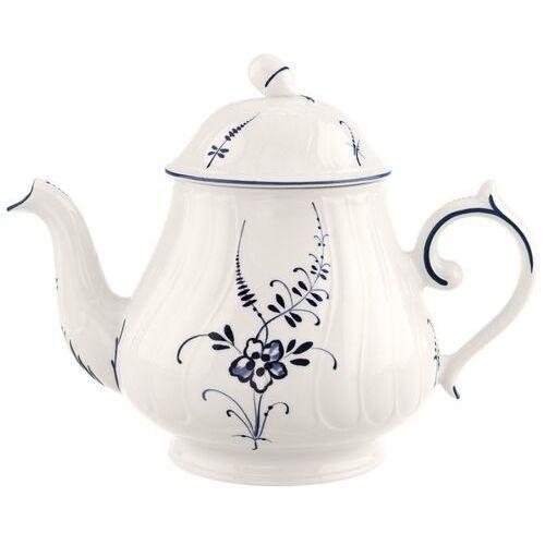 Villeroy & boch - old luxembourg dzbanek do herbaty 6 os. pojemność: 1,10 l (5450102022373)