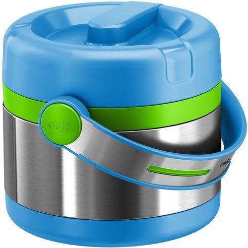 termos na żywność kids mobility 650 ml, niebieski marki Emsa