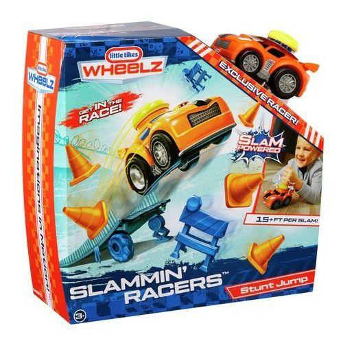 Zestaw kaskaderski Slammin Racers (0050743646973)