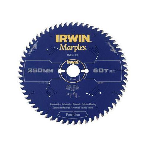 Tarcza do pilarki tarczowej 250 mm/60T/30 IRWIN MARPLES
