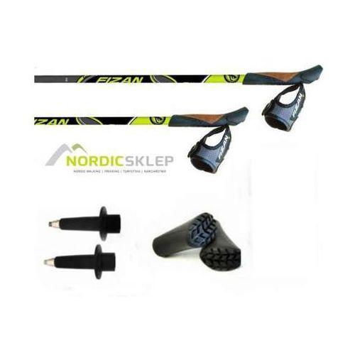 Kijki nordic walking FIZAN RUNNER 40% Carbon, GNL-6036