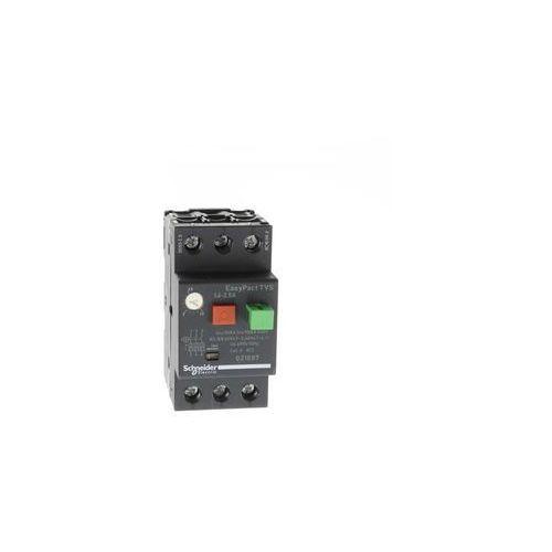 Wyłącznik silnikowy magneto-termiczny zakres 1,6-2,5a gz1e07 schneider electric marki schneider electric
