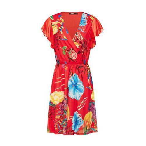 Desigual Sukienka 'Vest_Miranda' mieszane kolory / czerwony (8434486696426)