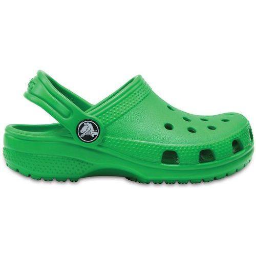 classic sandały kąpielowe grass green marki Crocs