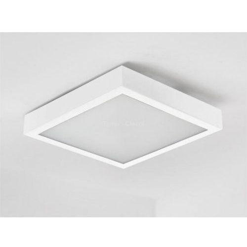 plafon NEKLA 50 3xE27 biały mat. ŻARÓWKI LED GRATIS!, CLEONI 1152P2117