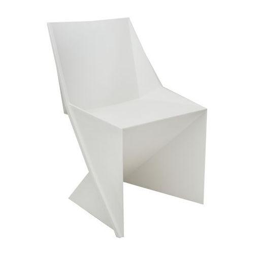 Krzesło Flato White - D2 Design - Zapytaj o rabat!, d2-8572