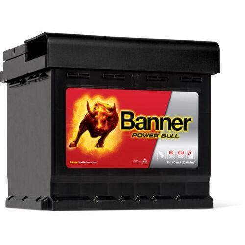 Akumulator Banner POWER BULL 12V 44Ah 420A P+ (wymiary: 210 x 175 x 175) (P44 09)