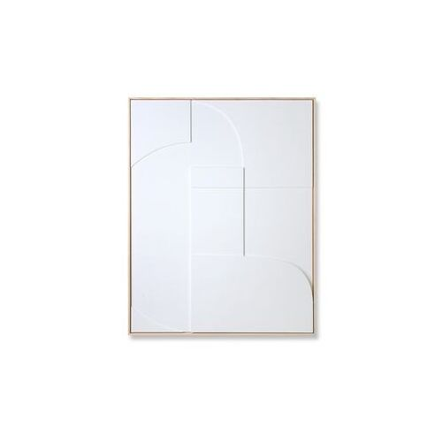 Hkliving obraz relief a biały (60x80) awd8921 (8718921037754)