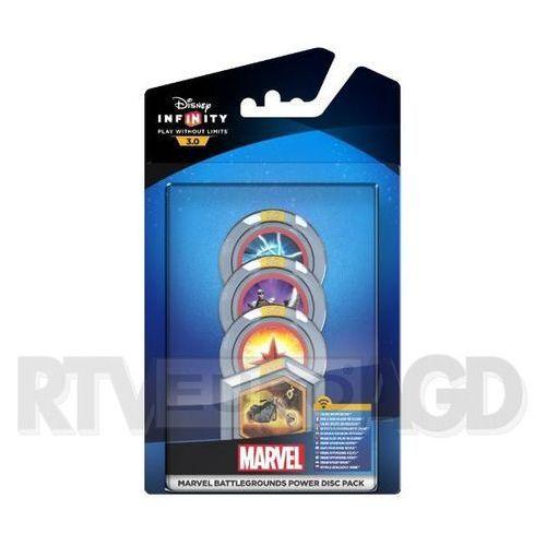 Disney Infinity 3.0 - Dyski Mocy Pole Bitwy Marvela, kup u jednego z partnerów