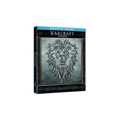 Warcraft: Początek 3D (steelbook) (2BD)