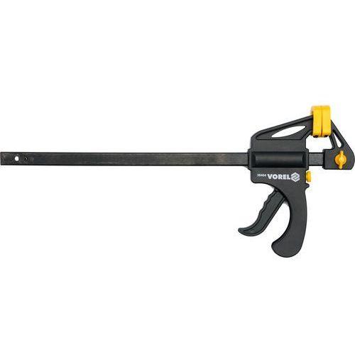Ścisk stolarski szybkozaciskowy 600mm Vorel 38408 - ZYSKAJ RABAT 30 ZŁ, 38408