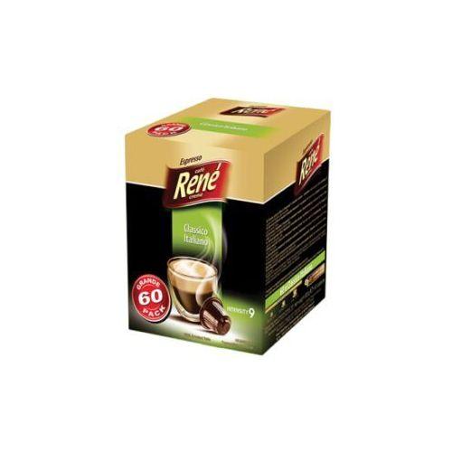 Rene Classico Italiano Megapak kapsułki do Nespresso – 60 kapsułek (5902480014728)