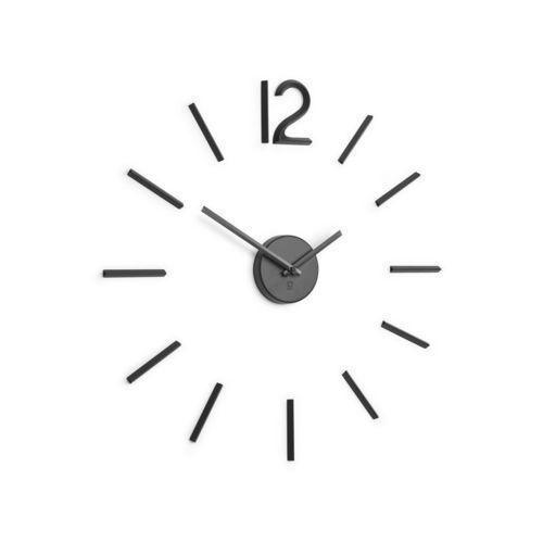 - zegar blink - czarny - czarny marki Umbra