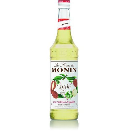 Syrop Monin Liczi Lychee 0,7l 908049 Monin SC-908049 (3052910006921)