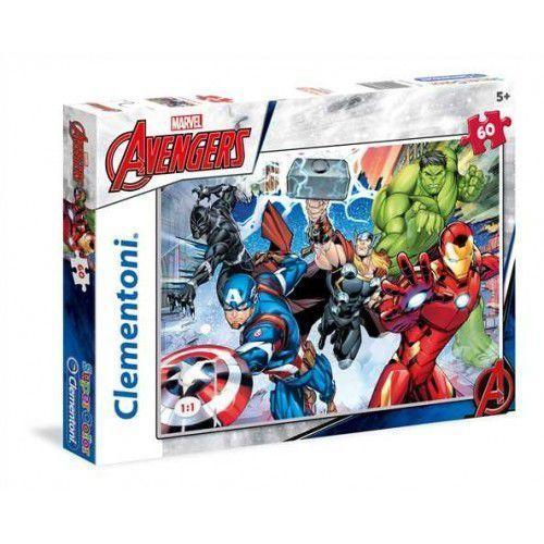 Clementoni 60 elementów Avengers, 1_632087