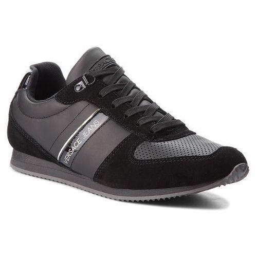 Versace Sneakersy jeans - e0ysbsa1 70753 899